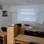 Autoskola trieda