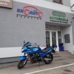 Motorka Kawasaki